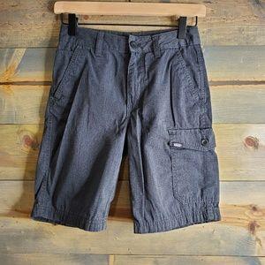 Vans boys shorts, grey